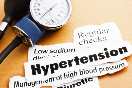 hipertenzija, pravo srce)