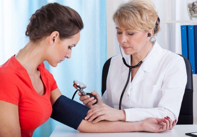 Što učiniti s visokim tlakom? - Hipertenzija February