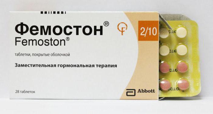 hipertenzije i femoston)