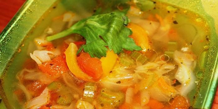 povrća juha s hipertenzijom stupanj 2 hipertenzija ub 10