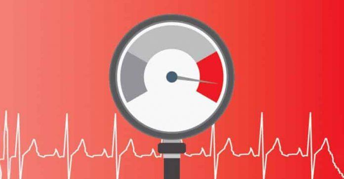 Šištanje i kratak dah za hipertenziju