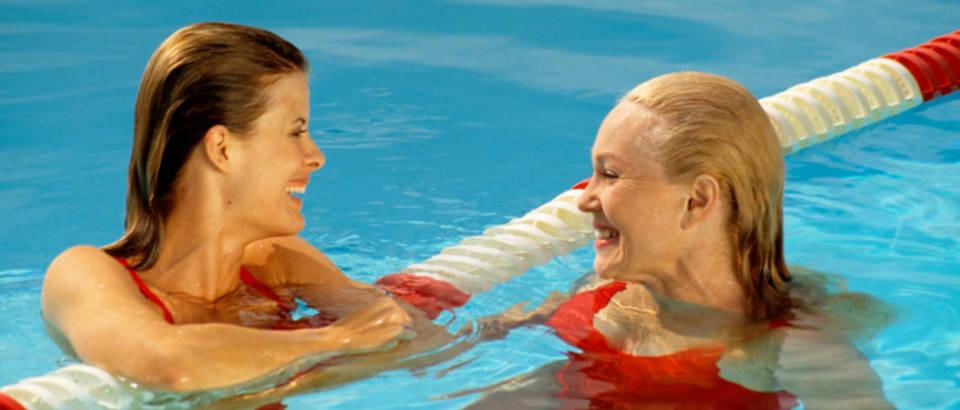 plivati s hipertenzijom