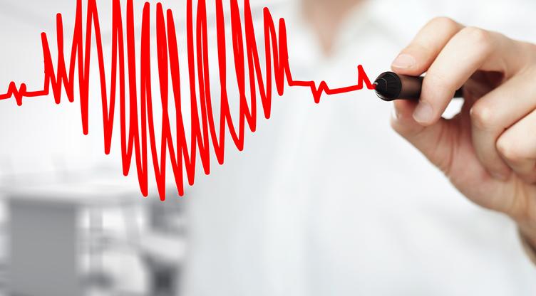 poremećaj srca u hipertenzije)