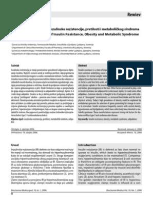 Glukozamin i kondroitin za osteoartritis
