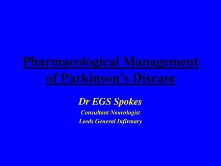 parkinson hipertenzija)
