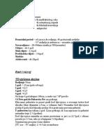 glukozamin hipertenzije