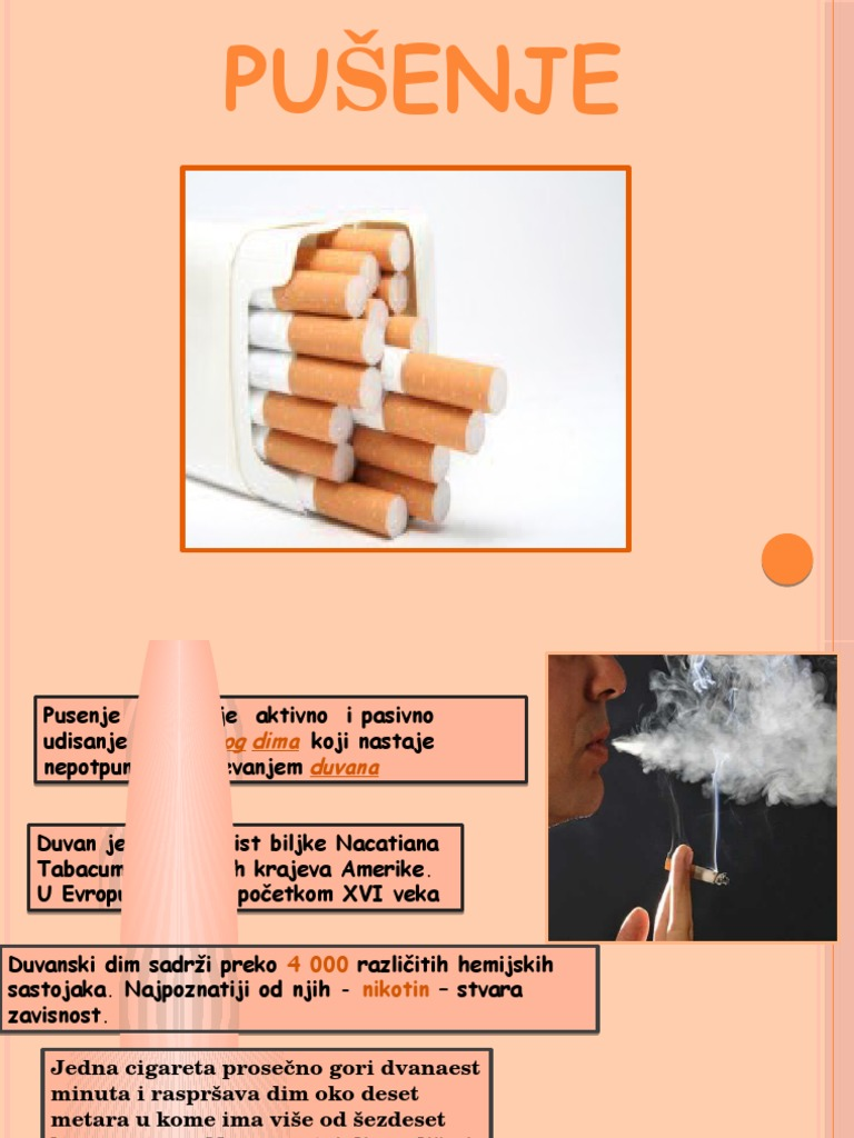 Hipertenzija i cigarete