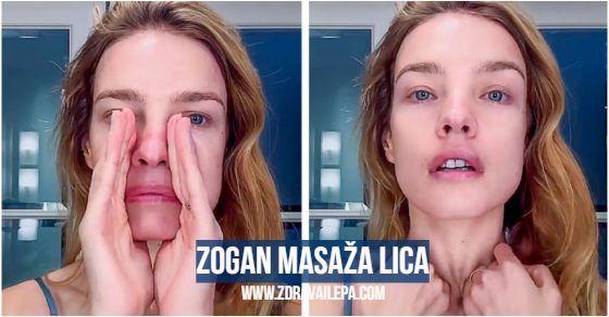 je li moguće napraviti masažu lica s hipertenzijom