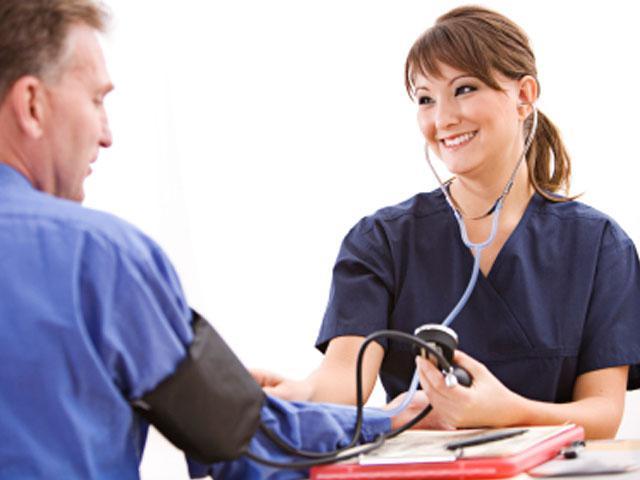 hipertenzija, treći stupanj simptoma)