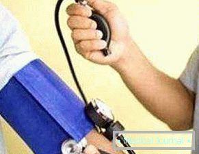 rusa liječenje hipertenzije uzme