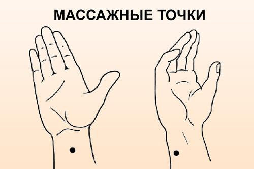 akupunkturne točke protiv hipertenzije)