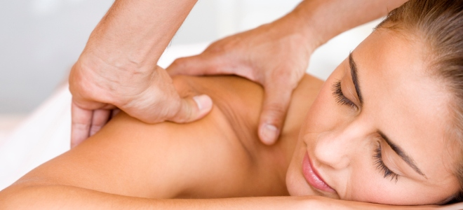 masaža leđa i vrata s hipertenzijom