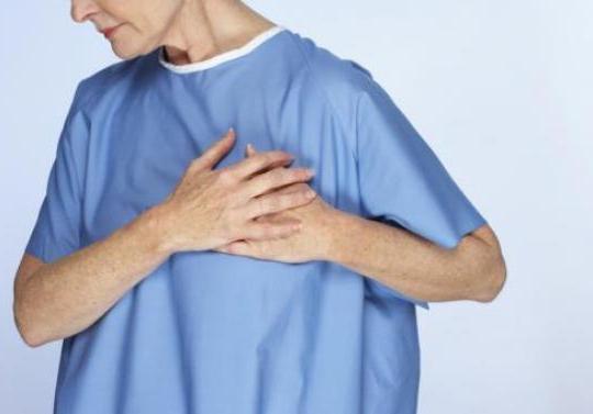 MSD priručnik simptoma bolesti: Bol u prsištu