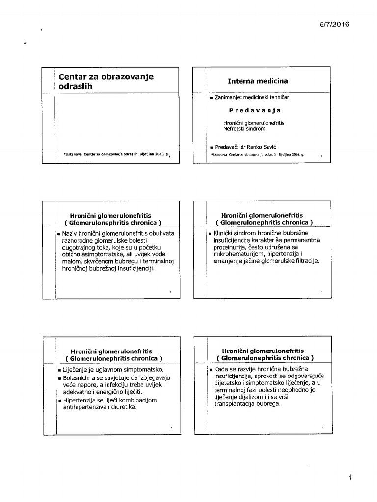 predavanje za hipertenzije bolesnika invaliditet i hipertenzije 3 stupnja rizika 3