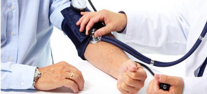 učinak hipertenzije na infarkt