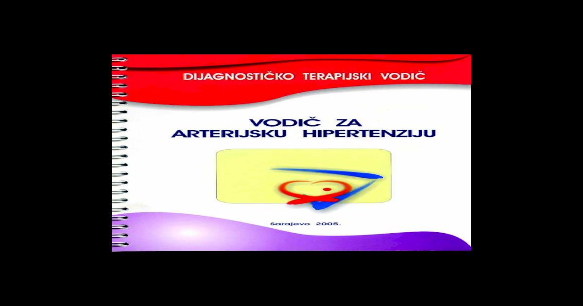 ambulanta hipertenzija promatranje)