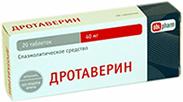 antispazmotike miotropni hipertenzija