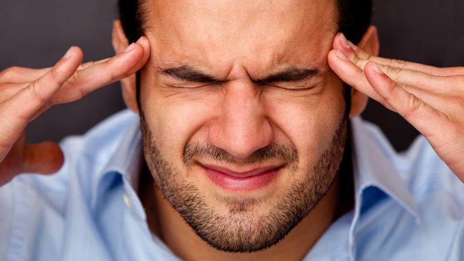 Pritisak u glavi • Tenziona glavobolja • Budi zdrav, produži život.