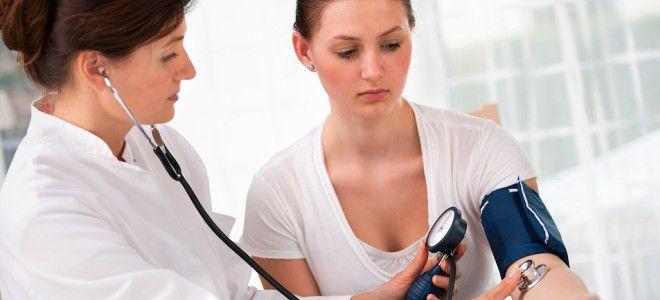 dijagnoza ishemije i hipertenzije