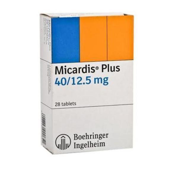 mikardis plus hipertenzija
