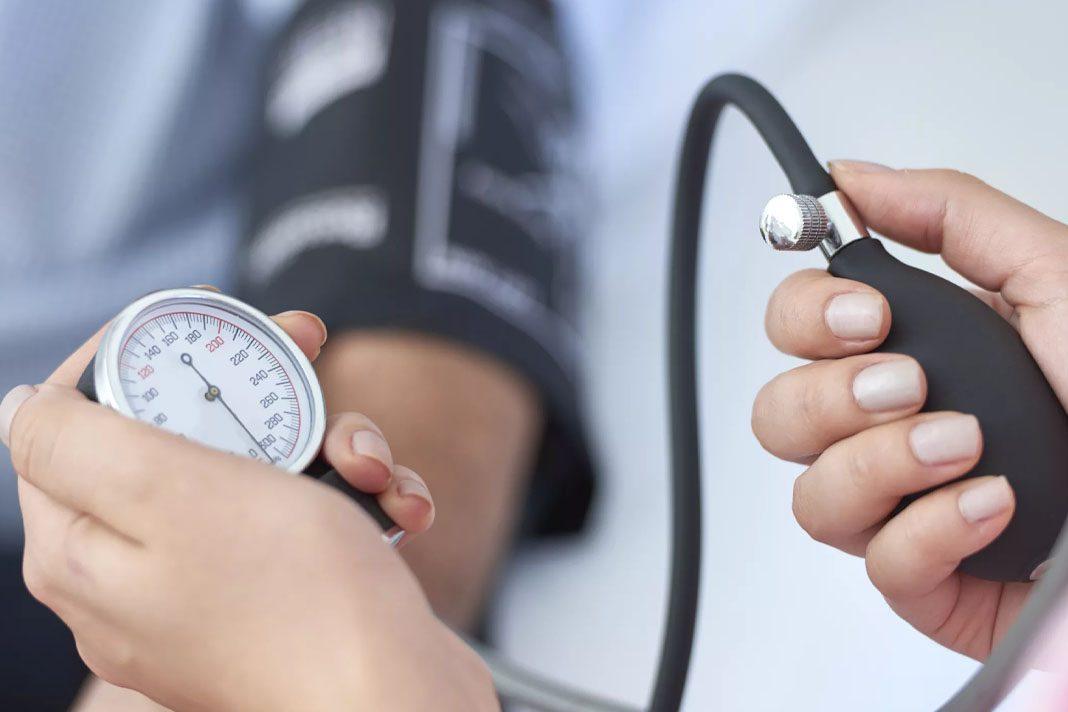 Magnezija intramuskularna hipertenzija