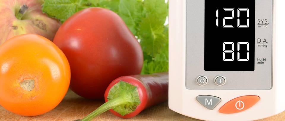 dijabetes, visoki krvni tlak dijeta)