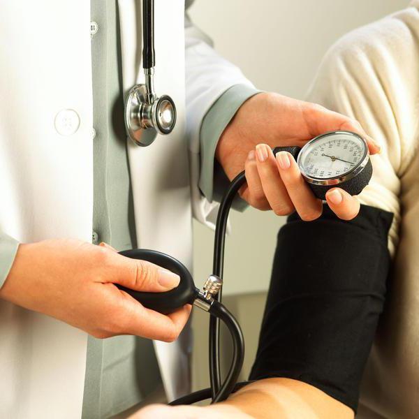 hipertenzija koja utječe organa)