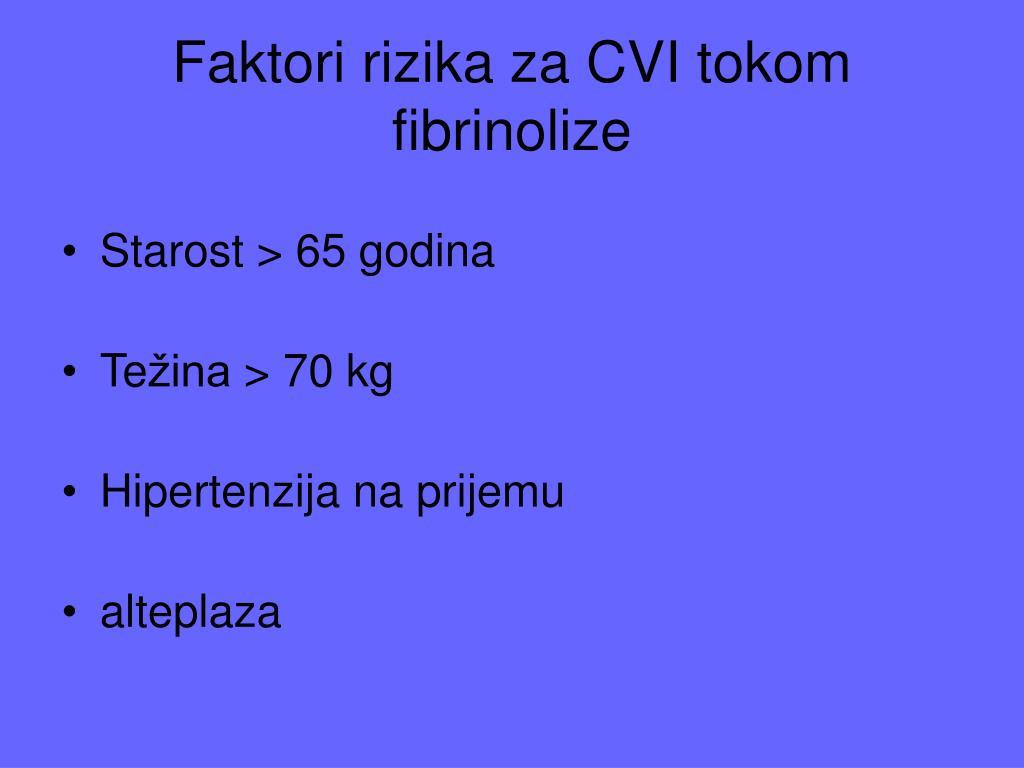 ekg znaci hipertenzije