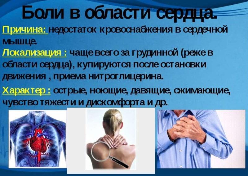 bol u srcu cijeđenje)