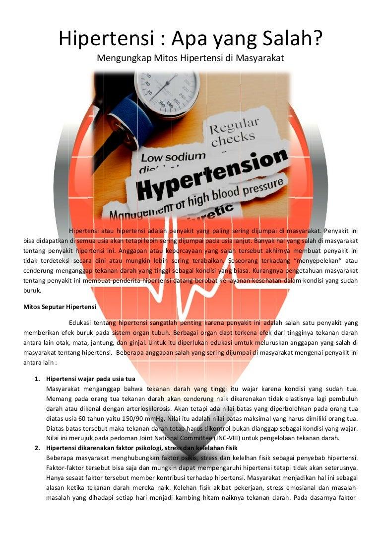 hipertenzija sebe)