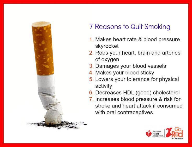 hipertenzija, prestanak pušenja)