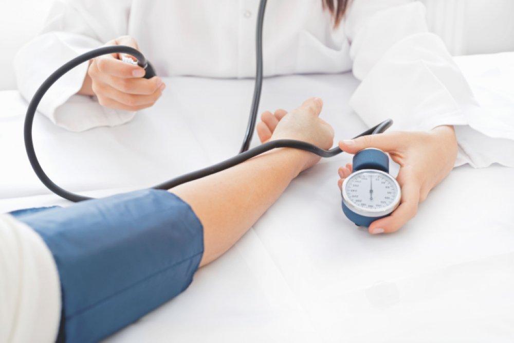 gornja i donja visokog krvnog tlaka