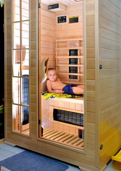 Infracrvena sauna Koristite & Kontraindikacije