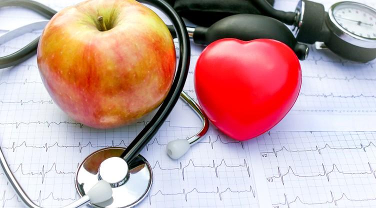 hipertenzija, koronarna bolest srca, i