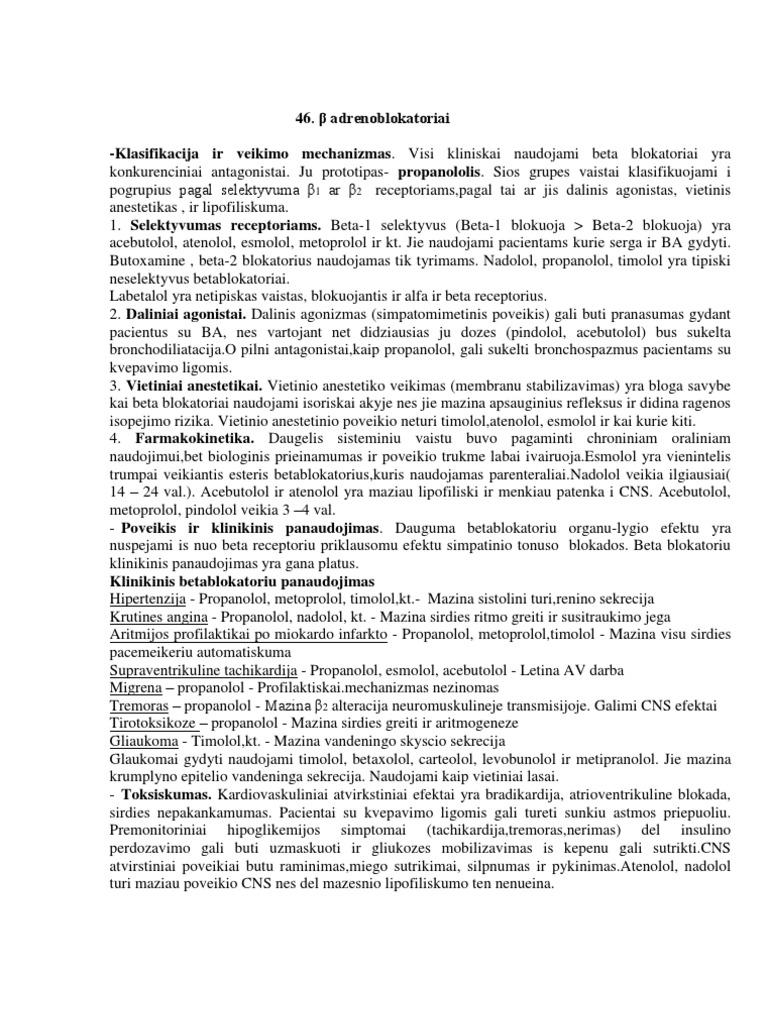 hipertenzija metoprolol)