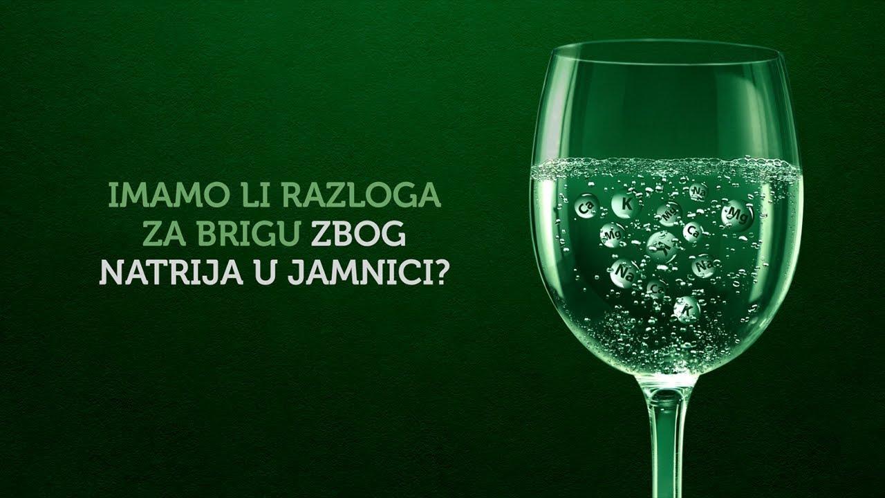 Zašto je mineralna voda dobra - osim za gemište :)