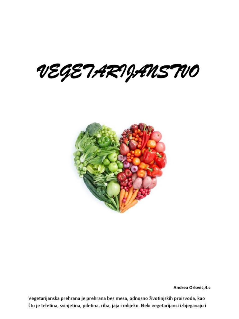 hipertenzija vegetarijanaca
