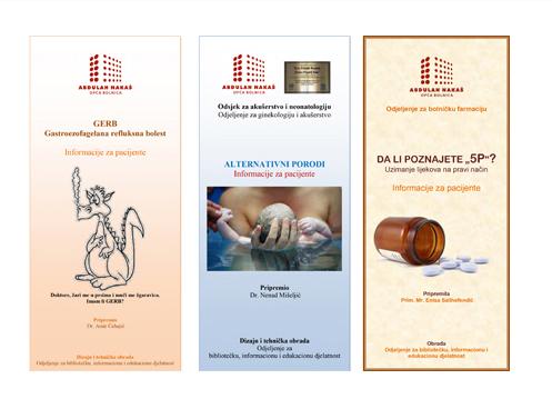 hipertenzije brošure)