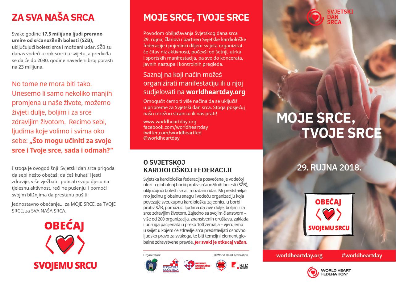 Brošure za pacijente | Ministarstvo zdravstva Kantona Sarajevo
