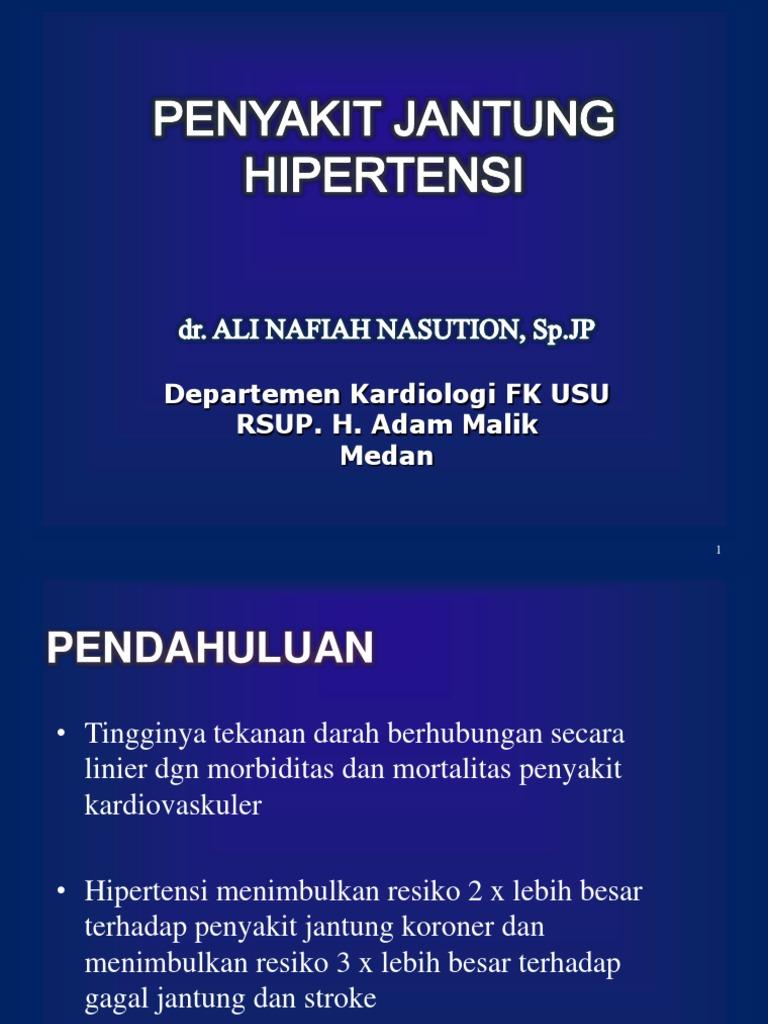 hipertenzije kardiologa)