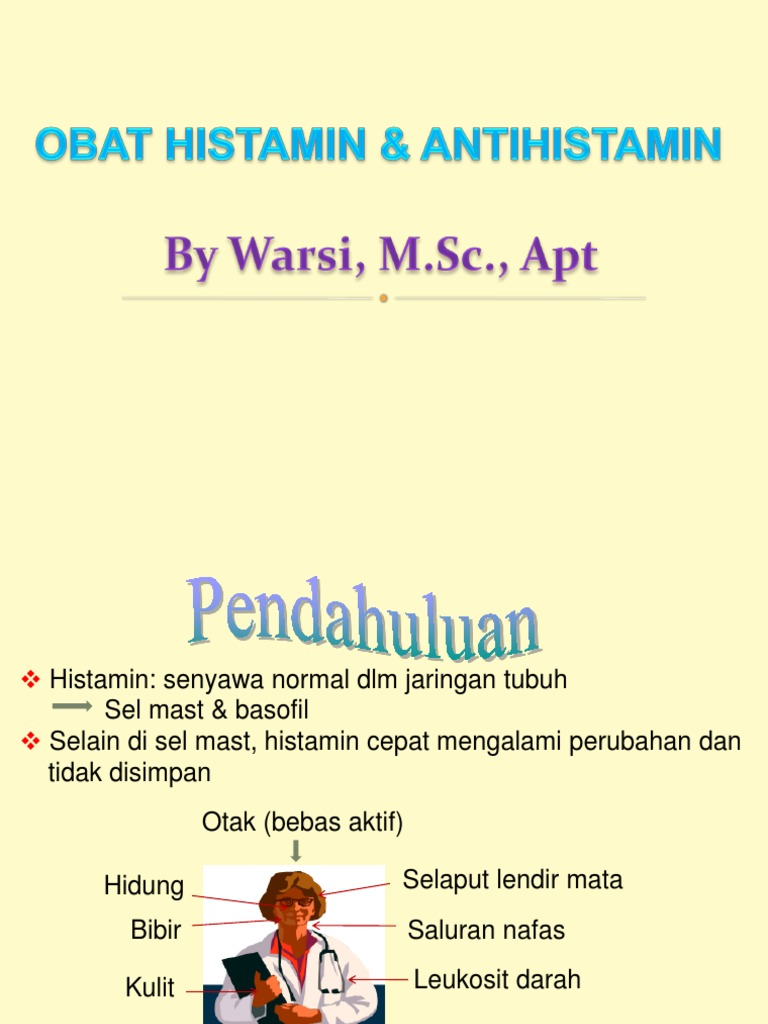 histamin i hipertenzija