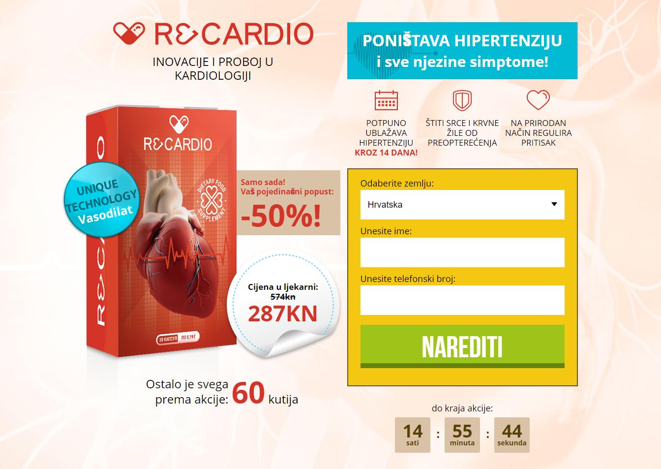 lijek za visoki krvni tlak, kao što su