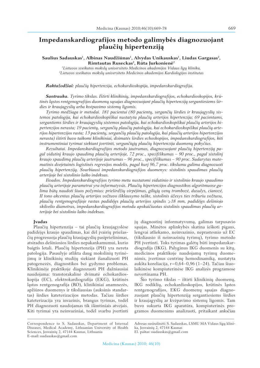 hipertenzija i tipa 2 moderne medicine liječenje hipertenzije