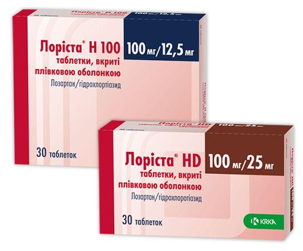 lorista n hipertenzija