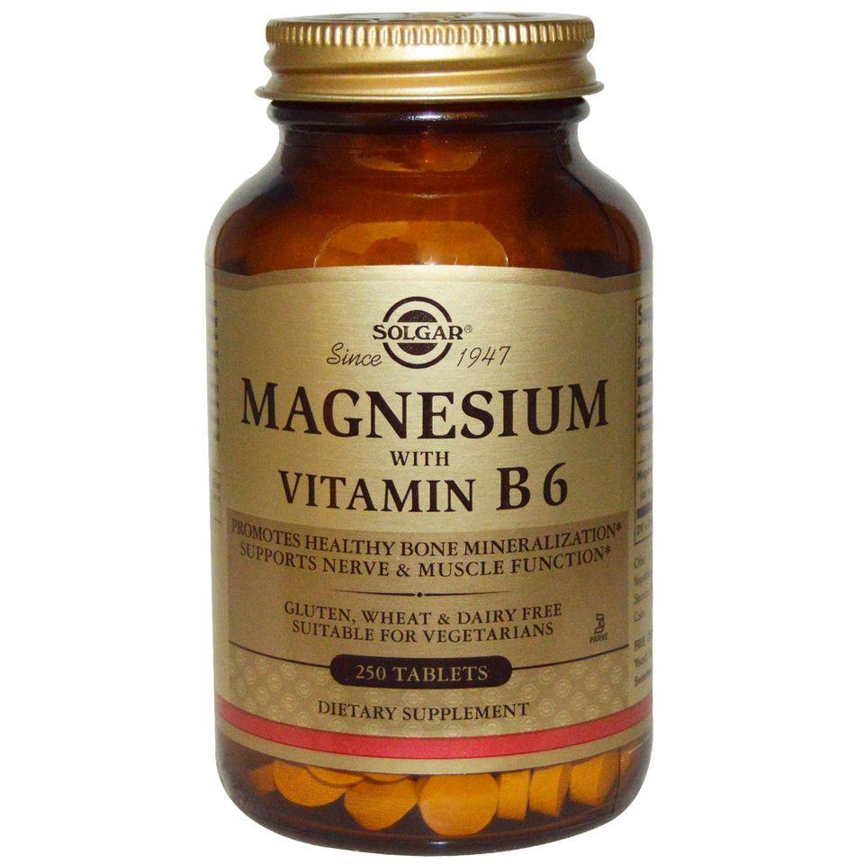 Magnezij b6 za hipertenziju