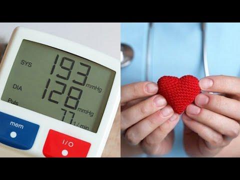 maligna hipertenzija hipertenzija se, ako posao