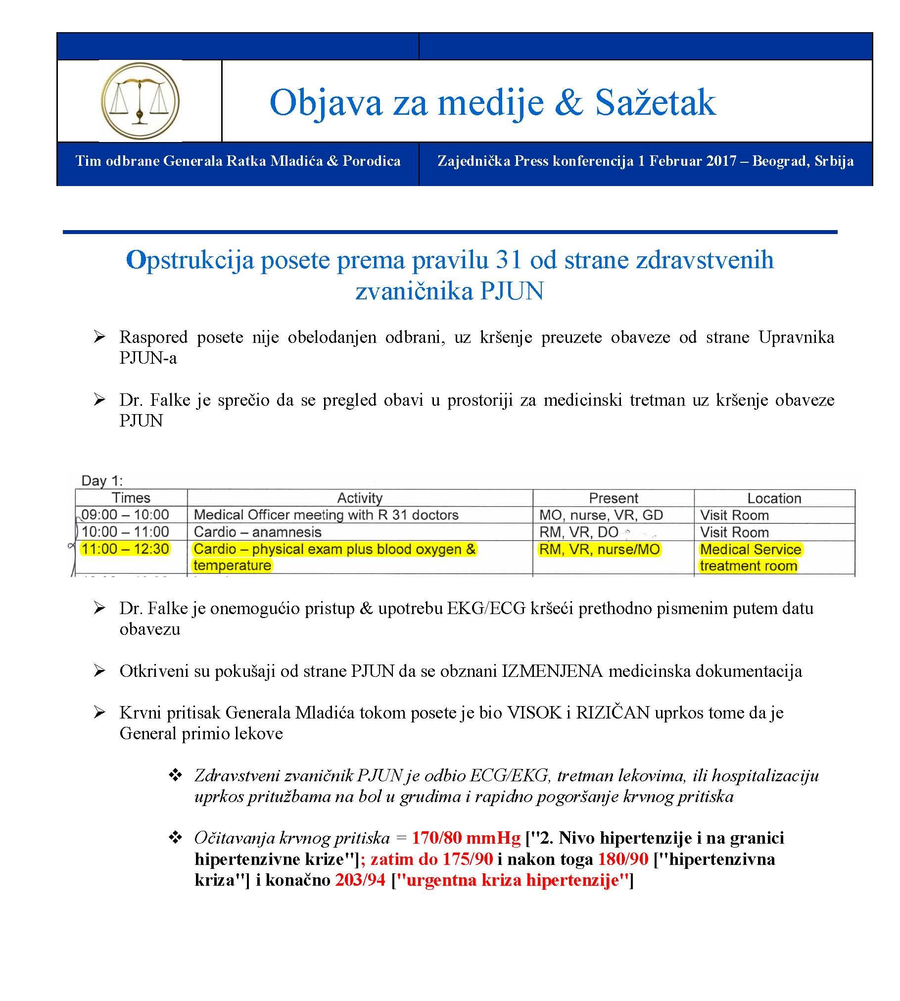 medicinski tretman hipertenzije)