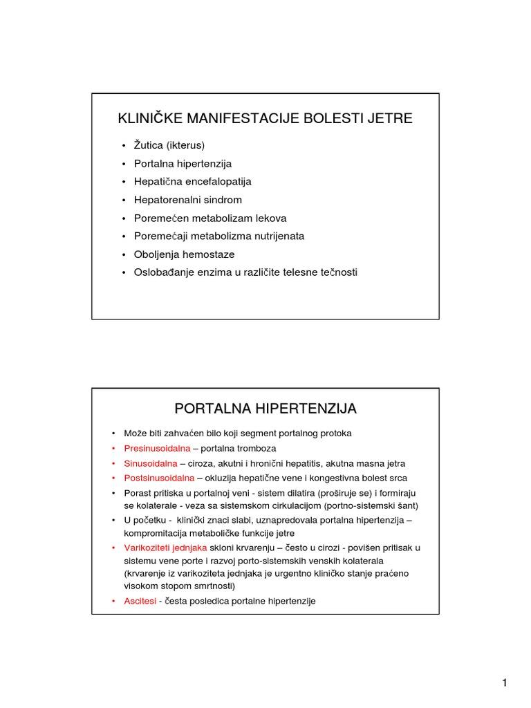 metabolizam i hipertenzija