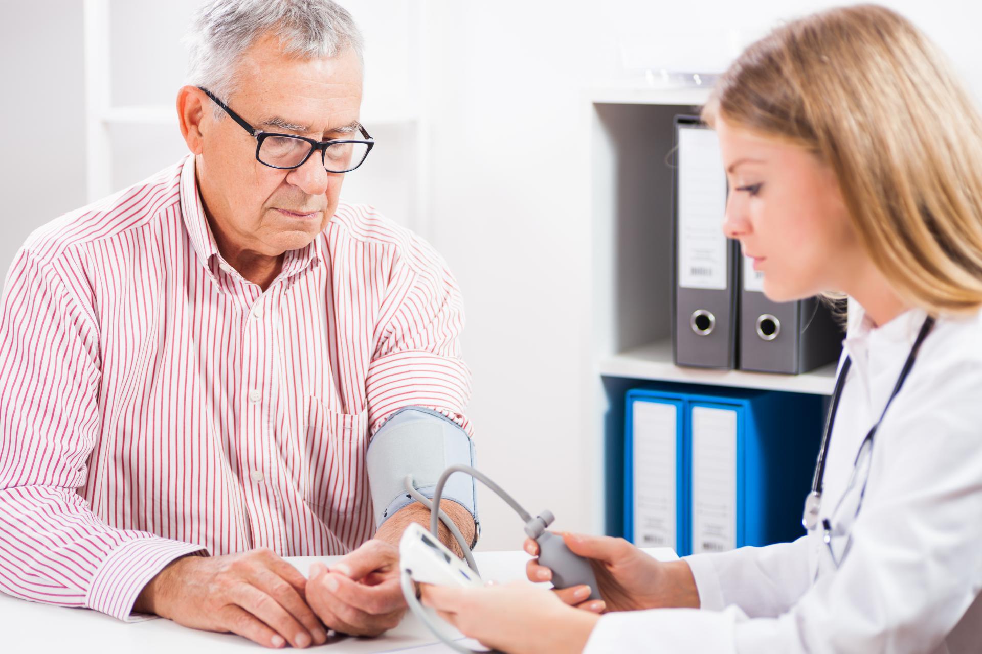 na ono što liječnik ići s hipertenzijom)