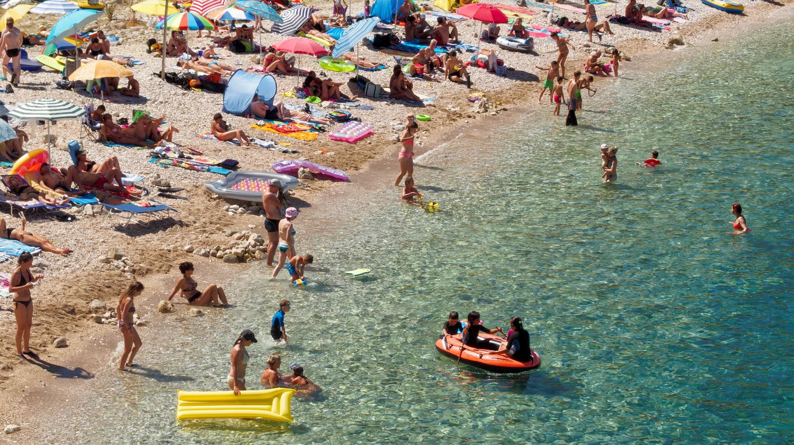 plaža odmor u hipertenziji